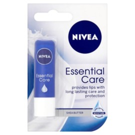 Nivea Lip Care Essential  Shea Butter 4.8G
