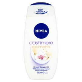 Nivea Shower Cashmere Moments 250Ml