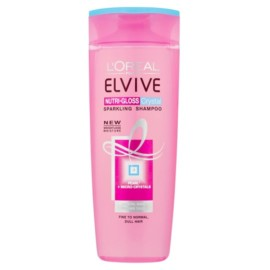 Loreal Elvive Nutri Gloss Crystal Shampoo 400Ml