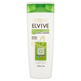 L'Oreal Elvive Multi-Vitamins 2 In 1 400Ml