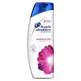 Head & Shoulders Smooth & Silky Anti-Dandruff Shampoo 500ml