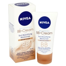Nivea Bb Cream Medium to Dark 50Ml