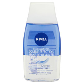 Nivea Daily Eye Make Up Remover 125Ml