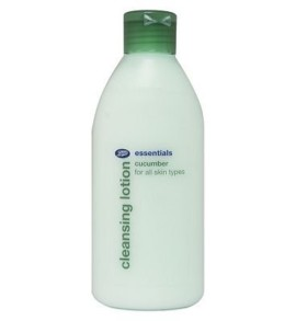 Boots Essentials Cucumber Cleansing Lotion 150ml