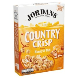 Jordans Country Crisp with Delicious Honey and Nut, 500g