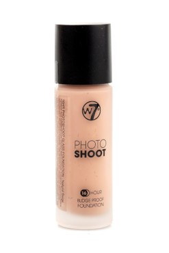 W7 Photo Shoot 16 Hour Budge Proof Foundation – Natural Beige