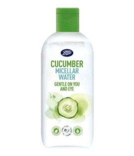 Boots Cucumber Micellar Water 100ml