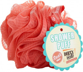 Dirty Works Shower Puff