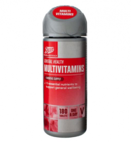Boots Multivitamins – 180 Tablets