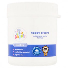 ASDA Little Angels Protective Nappy Cream200g