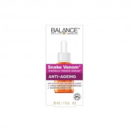 BALANCE ACTIVE FORMULA Snake Venom Wrinkle-Freeze Serum 30ml