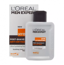 L'Oreal Men Expert 24hr Hydrating Post-Shave Balm 100ml