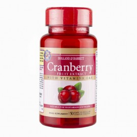 Holland & Barrett Cranberry Concentrate 50 Tablets