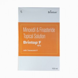 Brintop F 10% Topical Solution 100ml