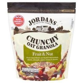 Jordans Luxe Fruit Nut Crunchy 750G
