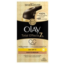 Olay Total Effects 7in1 Fair to Medium CC Cream 50ml