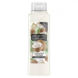 Alberto Balsam Coconut And Lychee Shampoo 350Ml