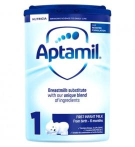 Aptamil First Infant Milk from Birth – 6 Months 800g