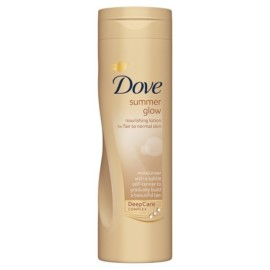 Dove Summer Glow Lotion Fair to Normal 250ml