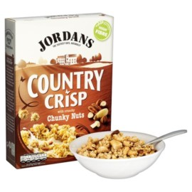 Jordans Country Crisp Chunky Nut 500G