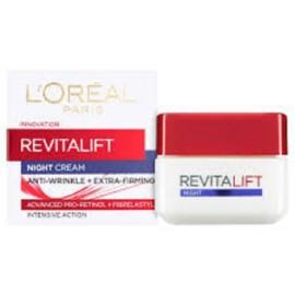 L'Oreal Paris Revitalift Face Night Cream 50ml