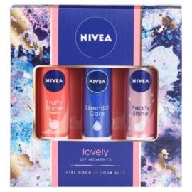 Nivea Lovely Lip Gift Pack
