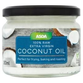 ASDA Extra Virgin Coconut Oil 283ml
