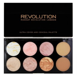 Makeup Revolution Blush Palette Golden Sugar 149g