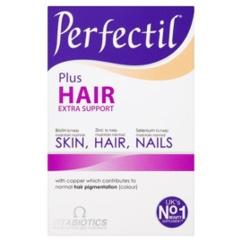Vitobiotics Perfectil Plus Hair Extra Support Tablets 60