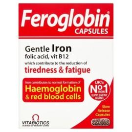 Vitabiotics Feroglobin Capsules 30s