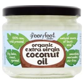 Groovy Food Organic Extra Virgin Coconut Oil 283ml