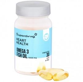 Superdrug Omega3 1000mg 30S
