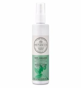 Botanics Organic Rosewater Toning Spritz