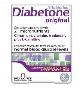 Vitabiotics Diabetone 30 Tablets
