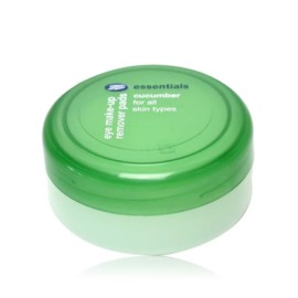 Boots Essentials Cucumber Eye Make Up Remover Pads For All Skin Types 40s