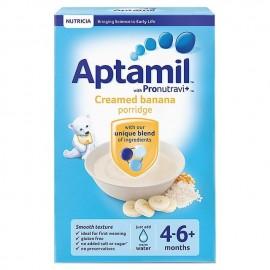 Aptamil Creamed Apricot Porridge 4-6+ Months 125g