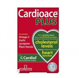 Vitabiotics Cardioace Plus – 60 capsules