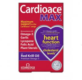 Vitabiotics Cardioace Max – 84 Capsules