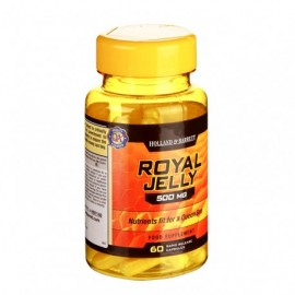 Holland & Barrett Royal Jelly 60 Capsules 500mg