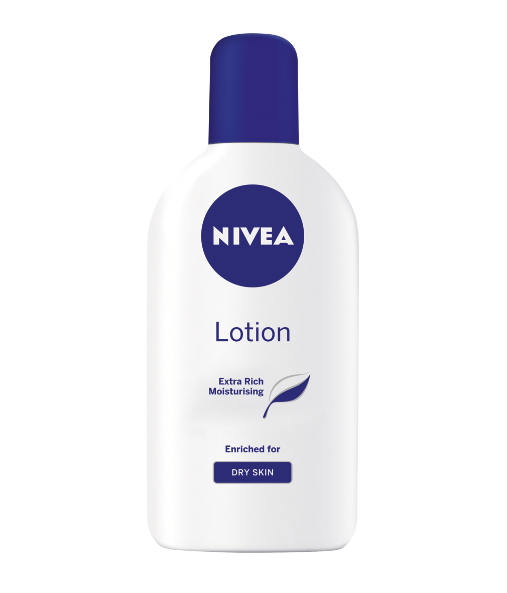 Nivea Extra Rich Dry Skin Moisturising Lotion 250ml - UK DIRECT BD