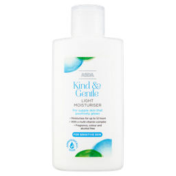 ASDA Kind & Gentle Light Moisturiser 150ml