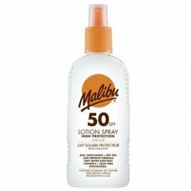 Malibu HIGH PROTECTION Lotion Spray SPF50 200ml