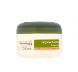 Aveeno Daily Moisturising Body Yogurt 200ml