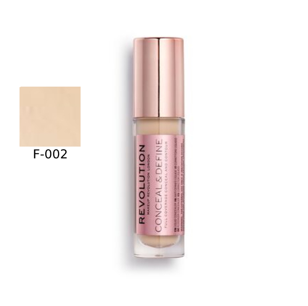Makeup Revolution Conceal & Define Concealer F2 in bd