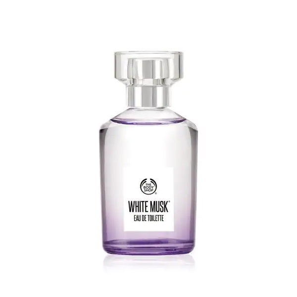 The Body Shop White Musk® Eau de Toilette 60 ml in bd